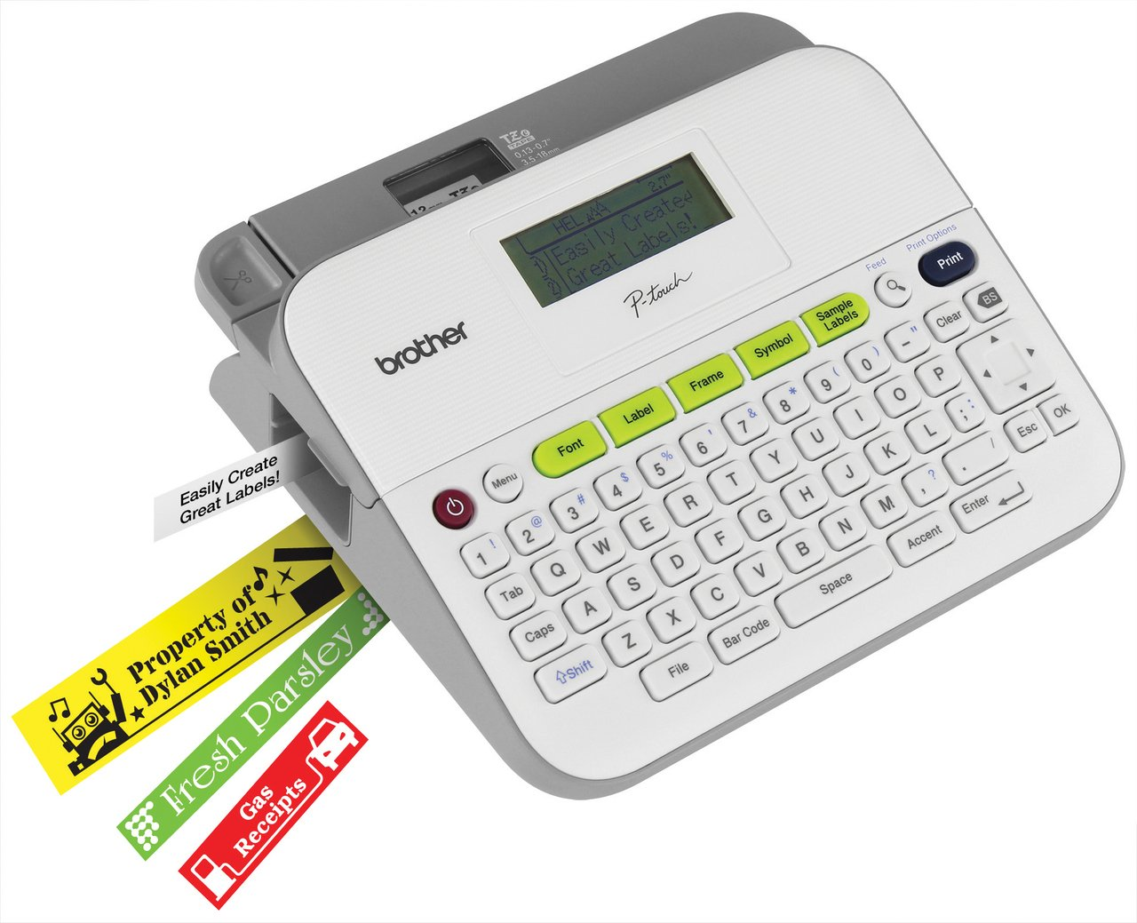 Amazon.com : Brother Pt-d400 Label Maker : Office Products