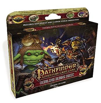 Pathfinder Adventure Card Game: Goblins Burn! Class Deck ...