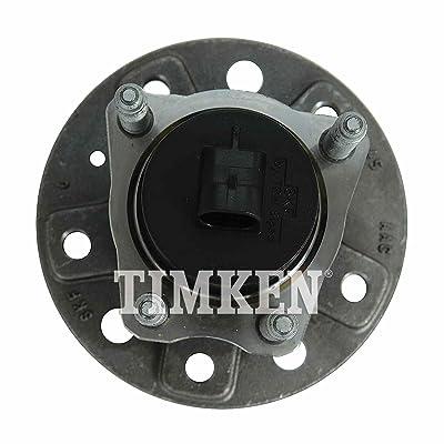 Timken 512232 Axle Bearing and Hub Assembly: Automotive