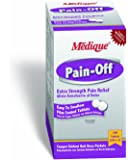Medique Products 22813 Pain-Off Tablets, 500 Tablets, 250 X 2