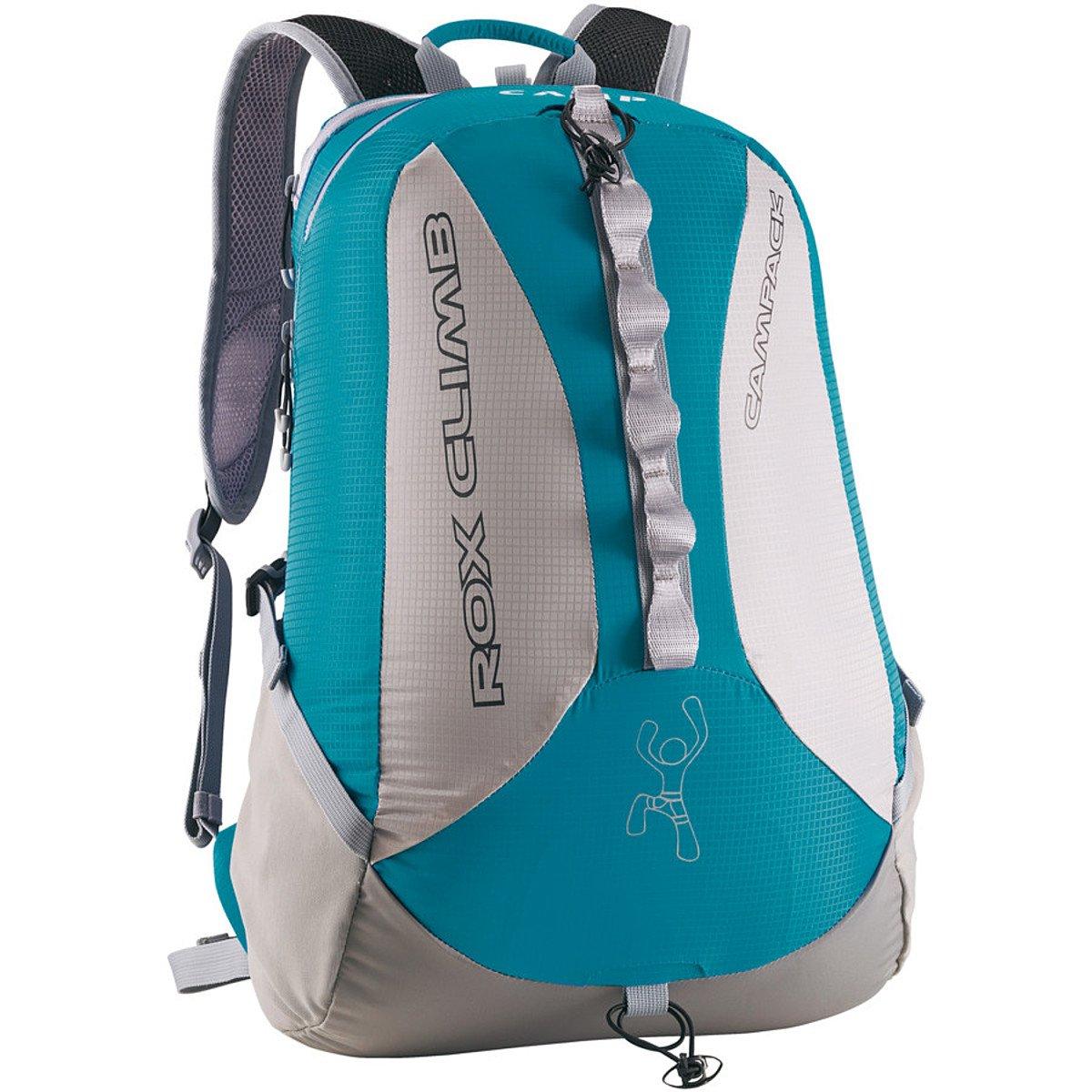 Camp Rox Climb Backpack Petrol Blau grau 2016 Rucksack