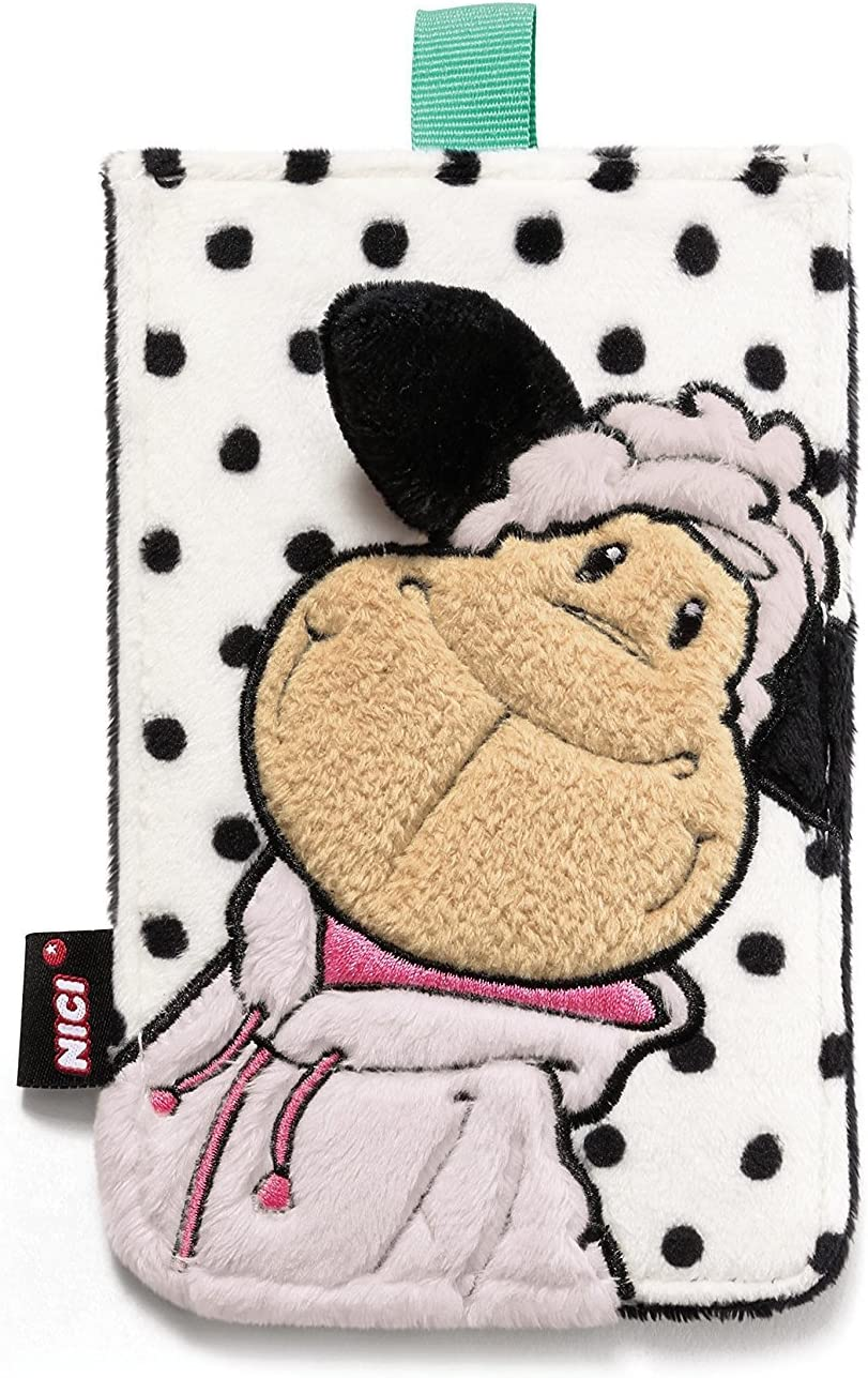 Peluche NICI Funda para Smartphone Jolly Tessa 10x15.5 cm 40465.0