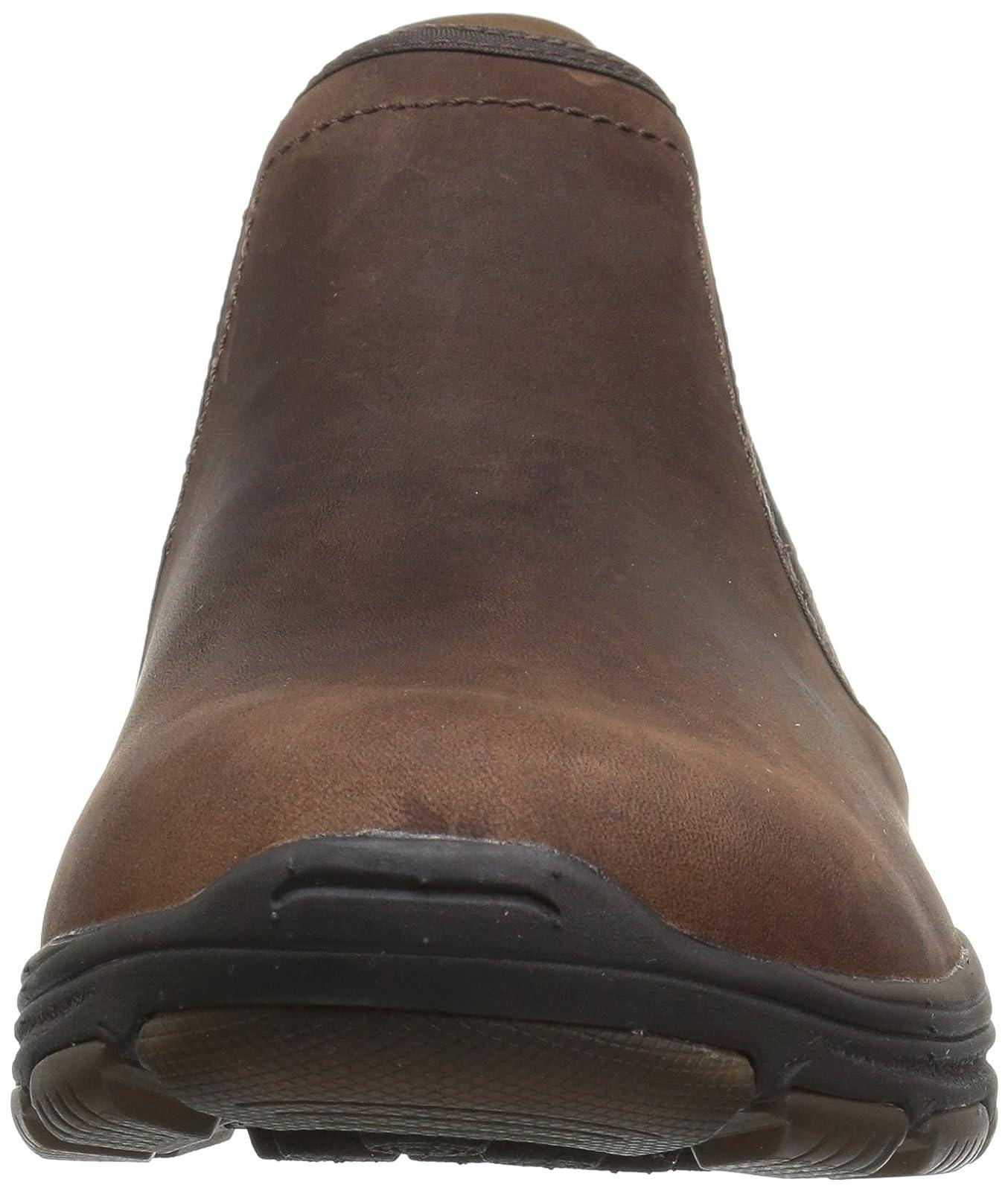 Skechers Men's Garton Keven Ankle Bootie 8 M US - 4