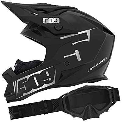 509 Stealth Bomber Helmet Goggle Combo (XL)