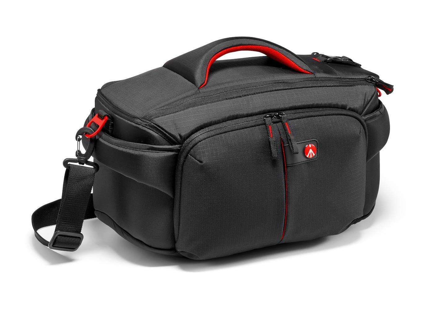 Manfrotto Pro Light Video Camera Bag, Black, Compact (MB PL-CC-191N)