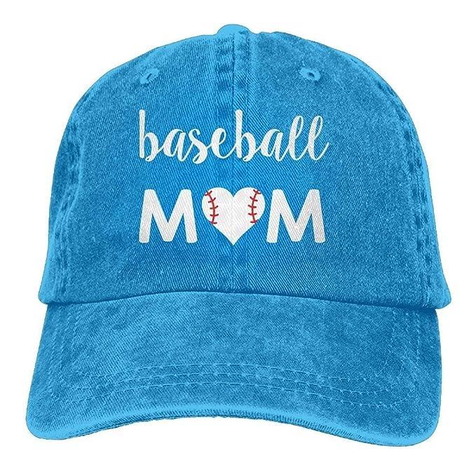 No Soy Como Tu Baseball Mom 1 Vintage Jeans Baseball Cap for Men and ...