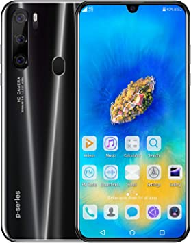 Yiwa P35 Pro Android Smartphone Face Fingerprint Recognition ...