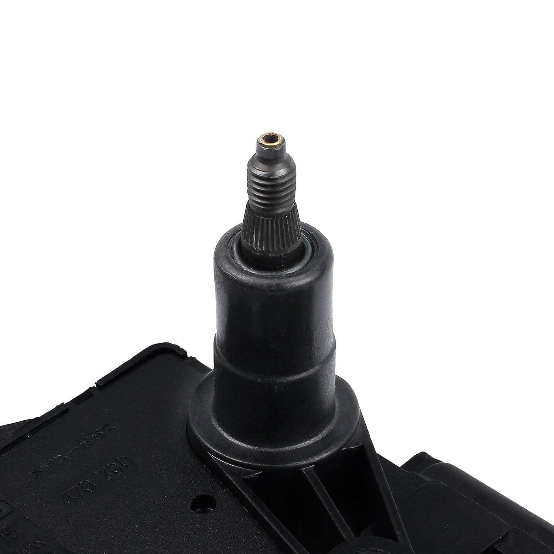VinTeam arri/ère Moteur dessuie-glace pour Audi A3/8P A4/A6/Q5/Q7/8e9955711/a 8e9955711e