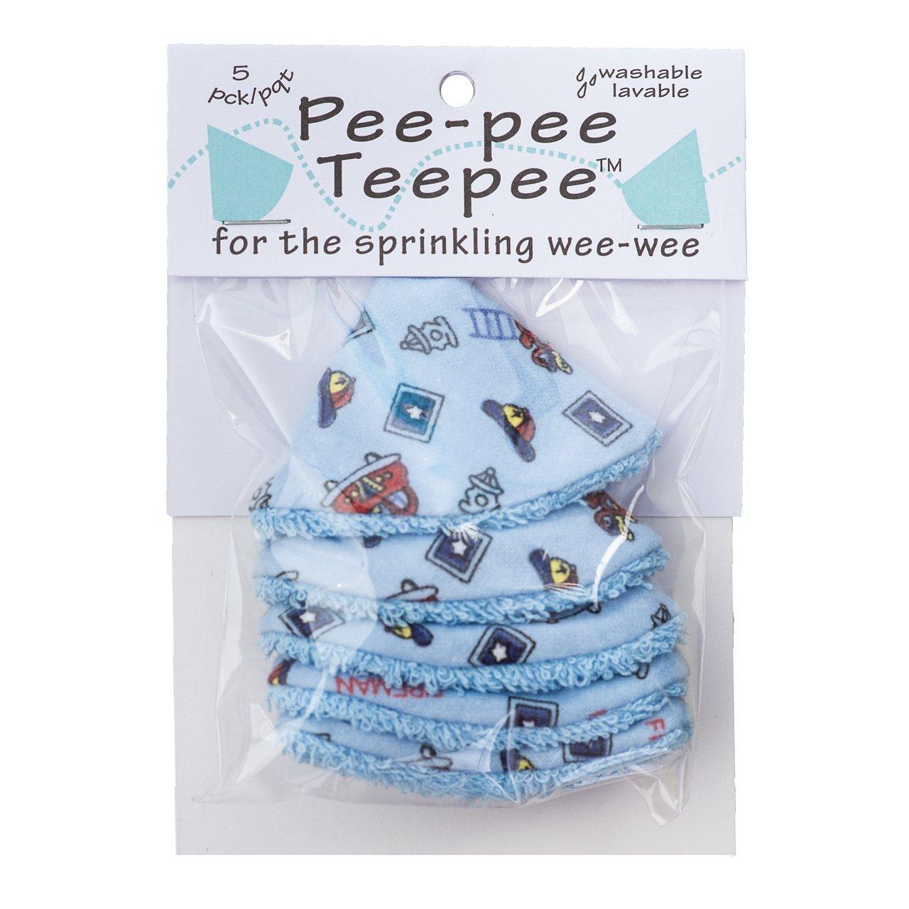 Pee-pee Teepee Firedog Blue - Cello Bag Beba Bean PT3052