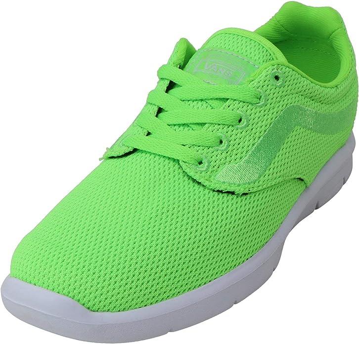Vans Iso 1.5 Sneakers Unisex Damen Herren Neon Grün