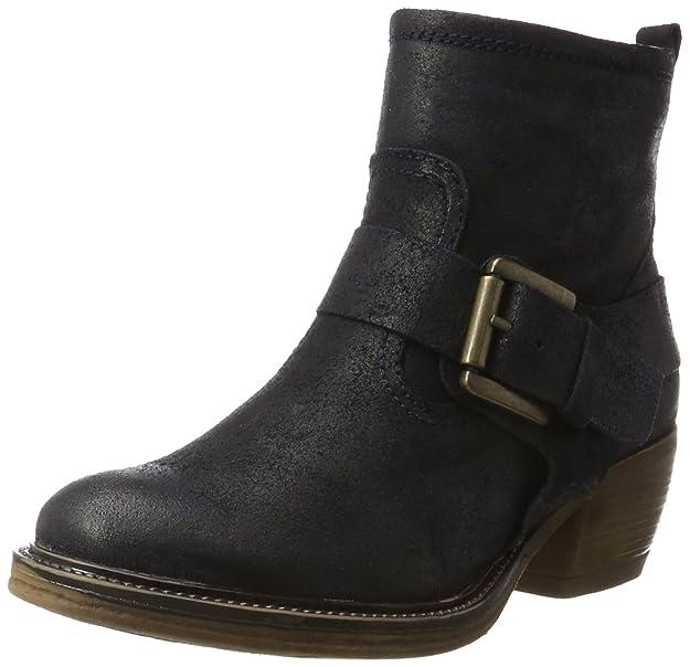 Josef Seibel SMU-Toni 09 - Botas de Vaquero Mujer: Amazon.es: Zapatos y complementos