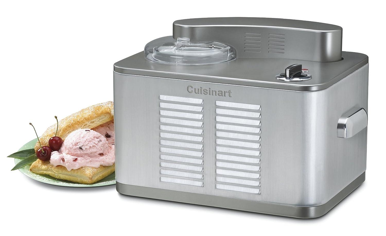 Cuisinart ice cream maker stainless steel - Amazon Com Cuisinart Ice 50bc Supreme Ice Cream Maker Kitchen Dining