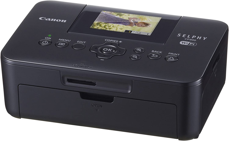 Amazon.com: Canon SELPHY CP900 Impresora inalámbrica ...