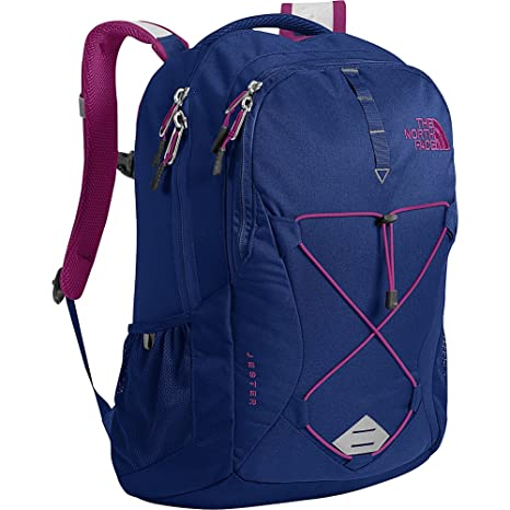 b6bb38aa3f The North Face Women s Jester Backpack One Size Blue Purple  Amazon ...