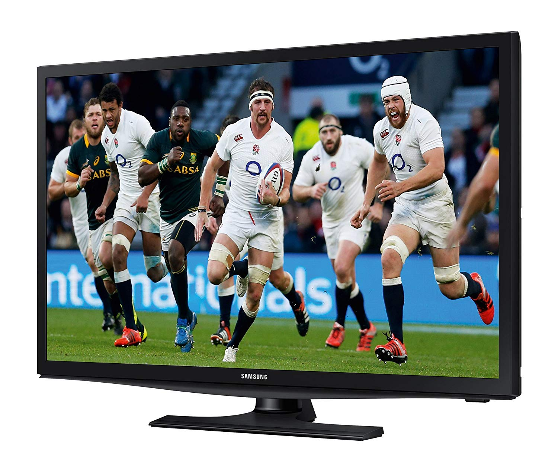 Samsung HG24EE460AKXXU 24-Inch Freeview TV - Black: Amazon co uk: TV