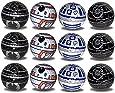 GBM GOLF BALL MANUFACTURERS R2-D2 Death Star BB8 BB9E Combo 12 pk