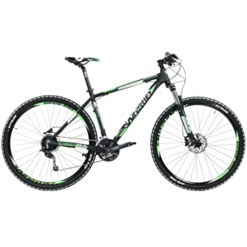 29 Inch Mountainbike Whistle Patwin 1501 27s MTB Twentyniner colour ...