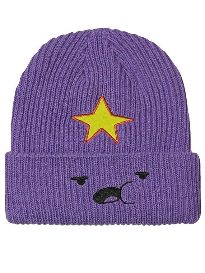 ba5f54531c4 Meroncourt Adventure Time Princess Lumpy Beanie