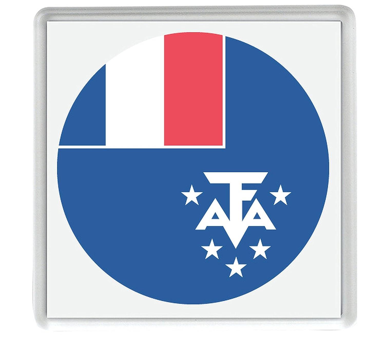 Marca para Territorios Australes Franceses Emoji 58mm x 58mm ...