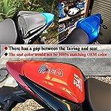 FATExpress Motorcycle ABS Rear Passenger Pillion