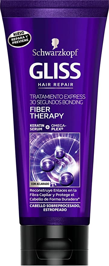 Gliss - Tratamiento Express Fiber Therapy - 200ml