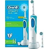 Oral-B Vitality CrossAction Cepillo de Dientes Eléctrico Recargable Con Tecnología Braun