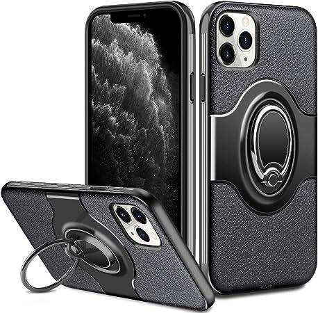 Vunake Für Iphone 11 Pro Max Hülle Mit 360 Grad Ring Elektronik
