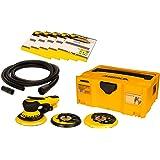 Mirka DEROS Deco Kit 1 Package + Abranet Discs & Hose 230V