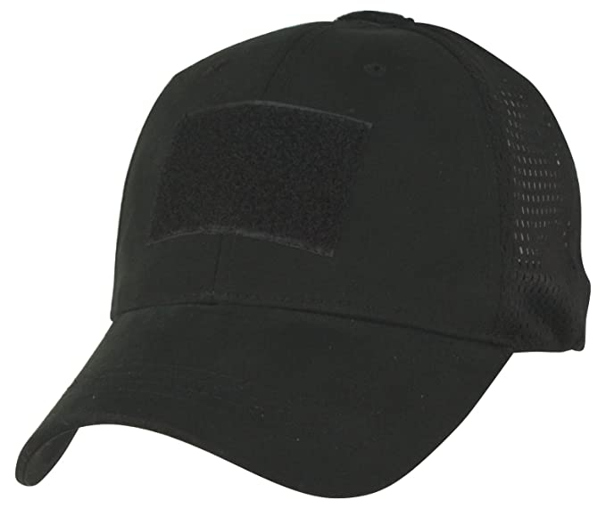 c5586a74bf1 Image Unavailable. Image not available for. Color  Eagle Crest Mesh Back  Black Operator Cap