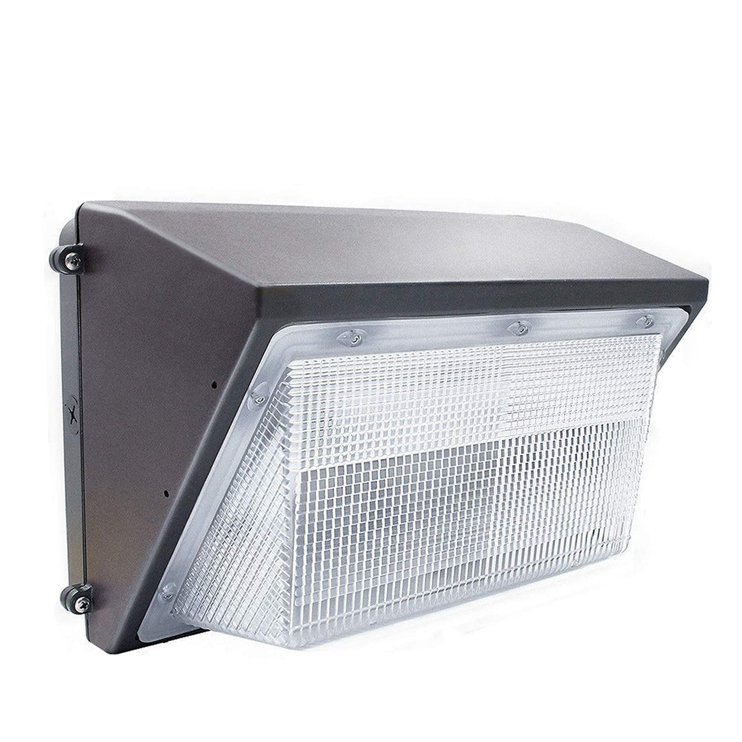 125w led wall pack lightetl list15000lm and 5500k super bright white outdoor wall pack led security light500 600w hps metal halide bulb replacement