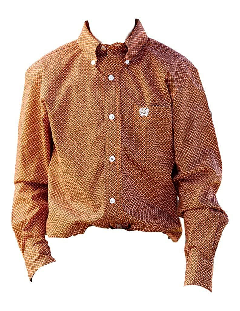 Cinch Long Sleeve Button Down