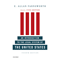 An Introduction to the Legal System of the United States, Fourth Edition (English Edition)