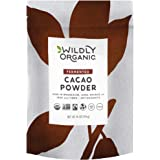 Wildly Organic Fermented Cacao Powder - Organic Chocolate - Organic Raw Cacao Powder Organic - Cacao Powder Organic Raw…