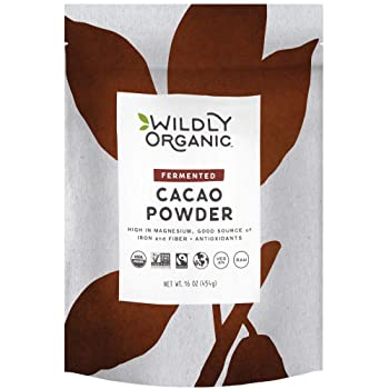 Wildly Organic Fermented Organic Cacao Powder