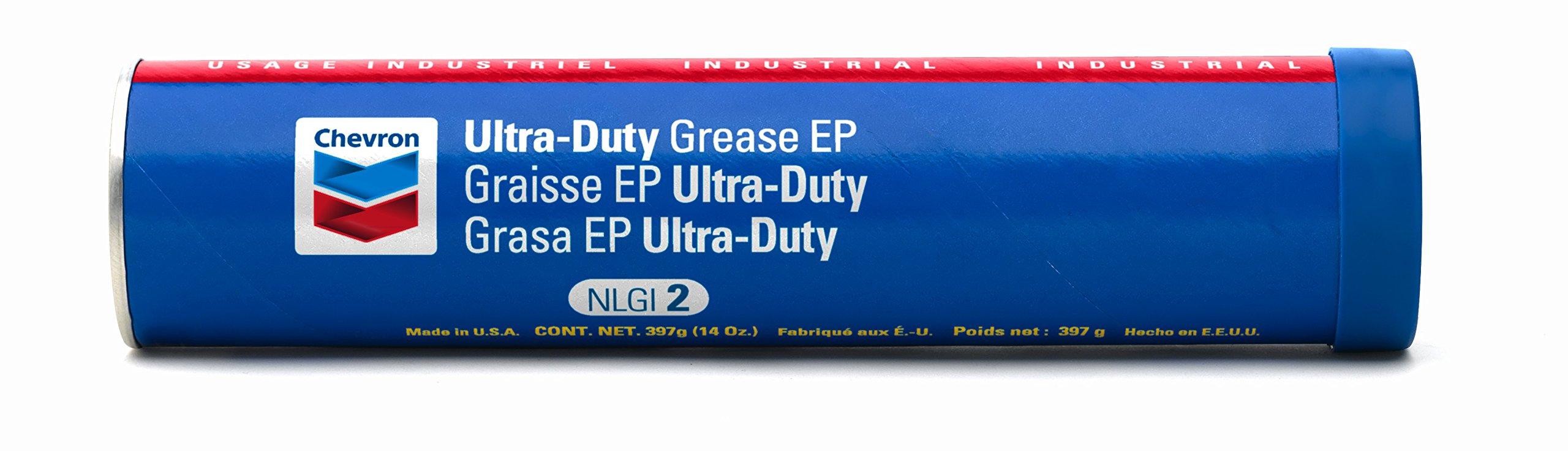 Chevron Ultra-Duty Grease EP 2