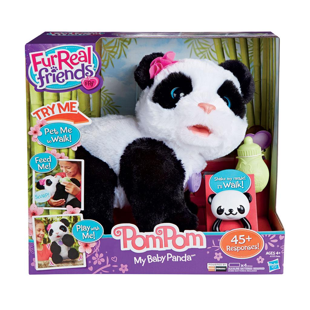 Top Furreal Friends Toys : Amazon furreal friends pom my baby panda pet