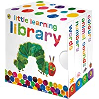 Learn with the Very Hungry Caterpillar: Little Learning Library