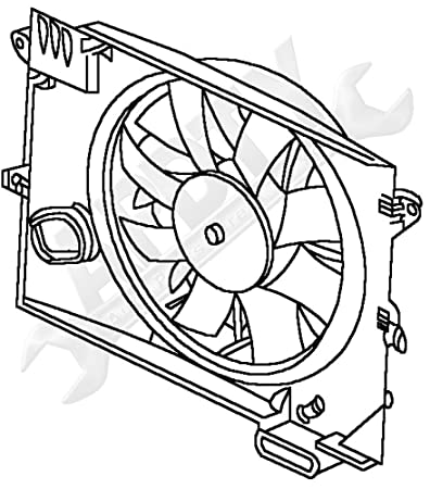 Radiator Cooling Fan Wiring Diagram