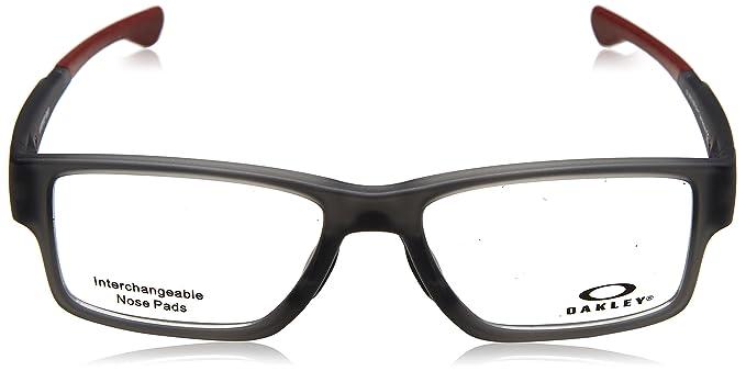 95917135272c6 Amazon.com  Oakley - Airdrop Trubridge(55) - Satin Gray Smoke Frame Only   Clothing