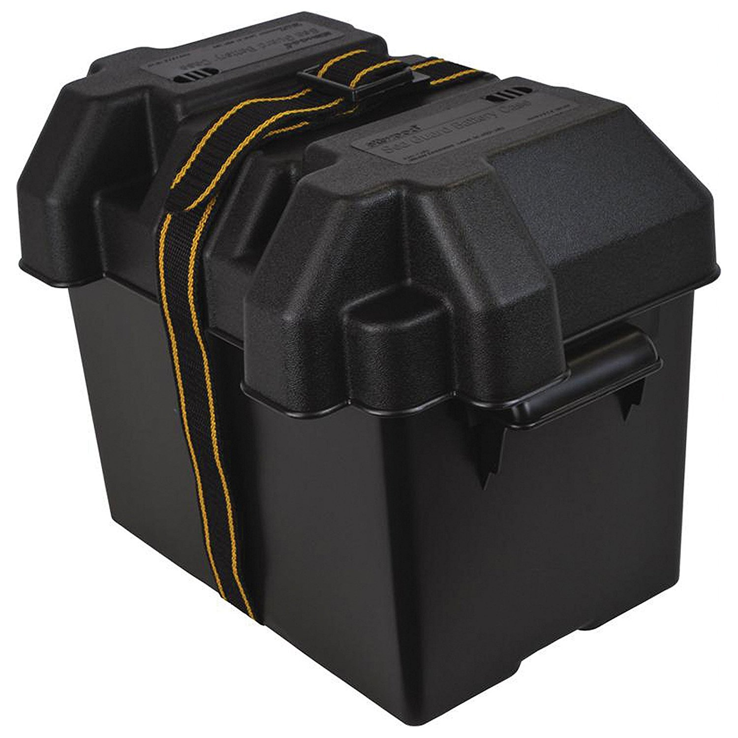 attwood Standard Battery Box, Vented, 24 series 3000.1212
