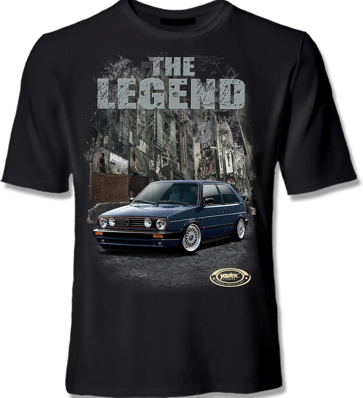 Youtex Golf 2 Mk2 Gti G60 Legend T Shirt M Auto