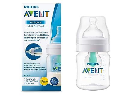 4f1d61f130dc2 Philips AVENT Anticólico - botella con Airfree Válvula