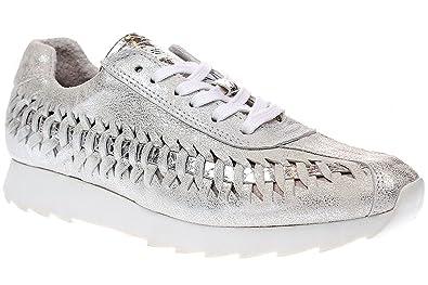 Post Xchange Damen Schuhe Sneaker 50 9400 Charly Silver 9D2IWEHY