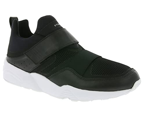 PUMA Blaze of Glory Strap X Stampd Men  s Sneaker Black 359813 02 ... 75c051a66