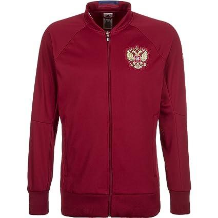 09541be19a257 Adidas UEFA EURO 2016 Rusia Chaqueta Chándal Himno (US TAMAÑO) (S ...