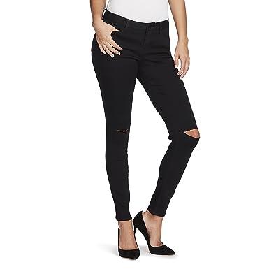 8de70f1a6d399 Black Daisy Women s Billie Skinny Jean at Amazon Women s Jeans store