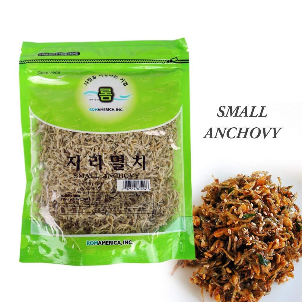한국 지리멸치 Dried Anchovy