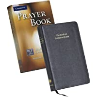 Book of Common Prayer, Standard Edition, Black French Morocco Leather, CP223 BCP603 Black French Morocco Leather