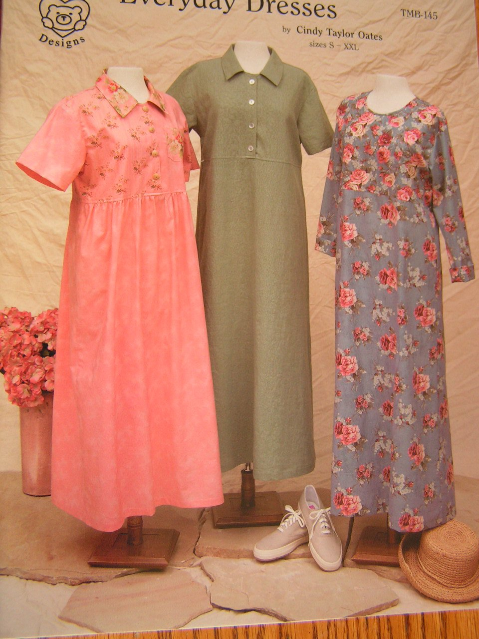 Everyday Dresses Sewing Pattern Book pdf