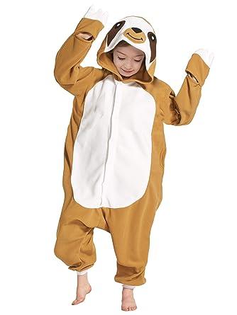 Uleemark Jumpsuit Onesie Tier Karton Fasching Karneval Halloween